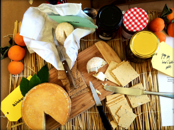 Photograph of cheese